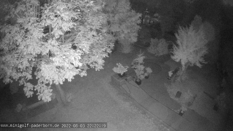 Minigolf Webcam